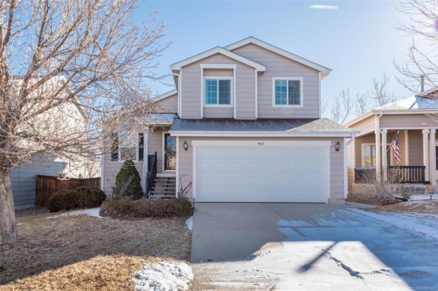 9951 Aftonwood Street, Highlands Ranch, CO 80126 (#3518472) :: The Peak Properties Group