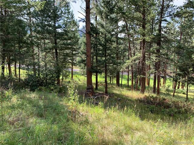0 Cliff Road, Evergreen, CO 80439 (MLS #3518489) :: 8z Real Estate