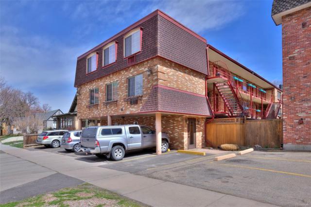 36 N Emerson Street #203, Denver, CO 80218 (#3518530) :: My Home Team