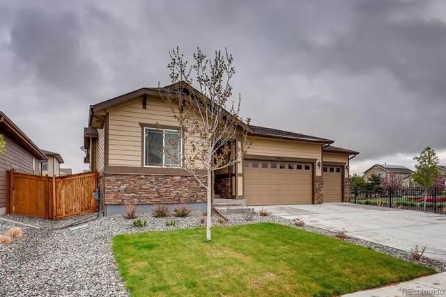 25661 E Bayaud Place, Aurora, CO 80018 (#3518937) :: Mile High Luxury Real Estate