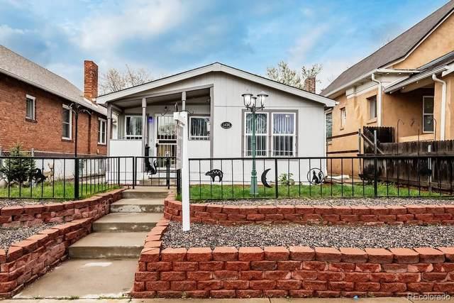1436 Knox Court, Denver, CO 80204 (MLS #3519474) :: 8z Real Estate