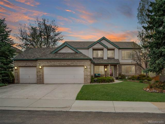 4970 Golden Valley Trail, Castle Rock, CO 80109 (#3519635) :: Mile High Luxury Real Estate