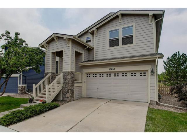 10653 Cherrybrook Circle, Highlands Ranch, CO 80126 (MLS #3519854) :: 8z Real Estate