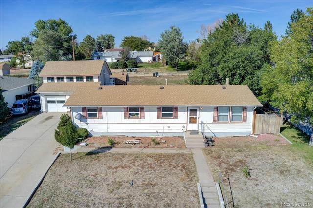 686 9th Street, Limon, CO 80828 (#3519916) :: Compass Colorado Realty
