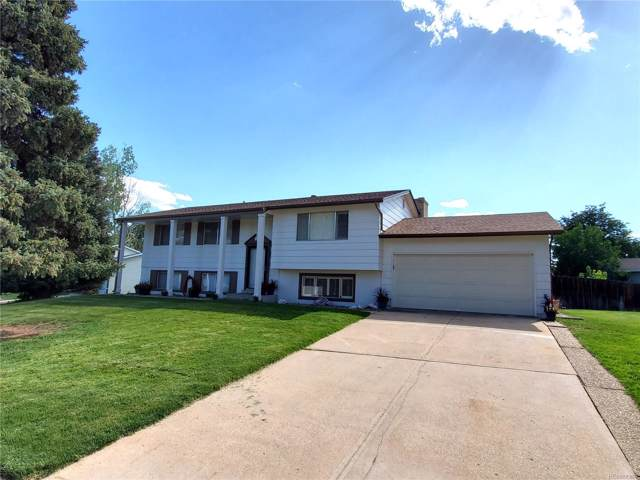 7260 S Washington Way, Centennial, CO 80122 (MLS #3519978) :: Kittle Real Estate