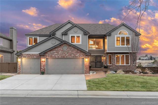 2146 Glenhaven Drive, Highlands Ranch, CO 80126 (MLS #3520101) :: Kittle Real Estate