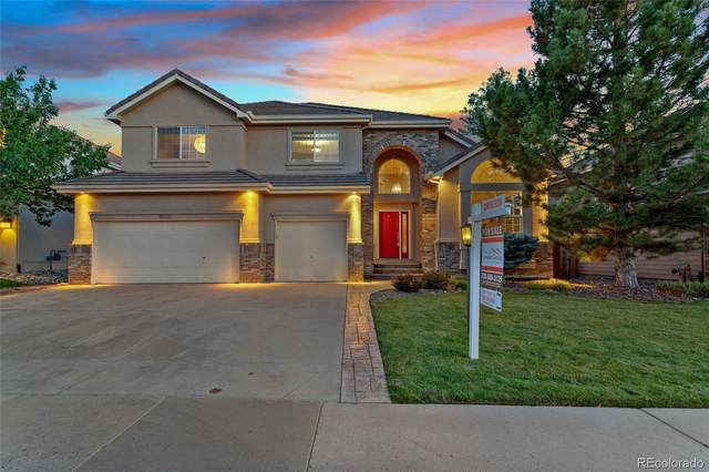9600 Aspen Hill Circle, Lone Tree, CO 80124 (#3520351) :: The DeGrood Team