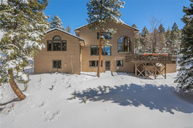 8055 Armadillo Trail, Evergreen, CO 80439 (#3520575) :: The Peak Properties Group