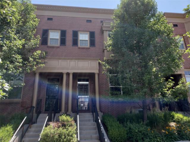 7910 E 29th Avenue, Denver, CO 80238 (#3520937) :: Structure CO Group