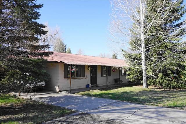 600-610 Garfeild Street 600-610, Meeker, CO 81641 (#3520985) :: Compass Colorado Realty