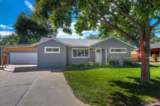 2311 S Henry Place, Denver, CO 80210 (#3521059) :: The DeGrood Team