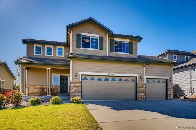 16380 E Jackalope Drive, Parker, CO 80134 (#3521139) :: Kimberly Austin Properties