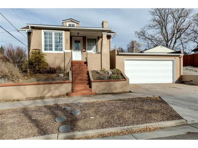 1025 E Iowa Avenue, Denver, CO 80210 (#3521234) :: Thrive Real Estate Group