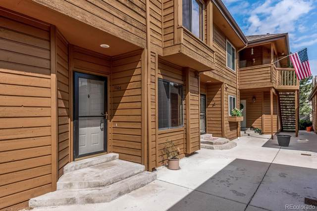 5555 E Briarwood Avenue #1105, Centennial, CO 80122 (#3521640) :: Peak Properties Group