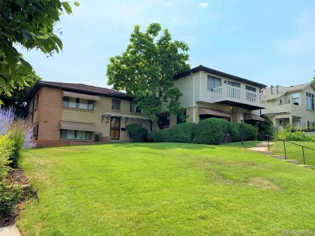 552 Monroe Street #556, Denver, CO 80206 (#3521692) :: Venterra Real Estate LLC
