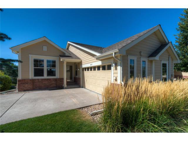 16631 E Auburn Hills Drive, Parker, CO 80134 (#3521729) :: The Griffith Home Team