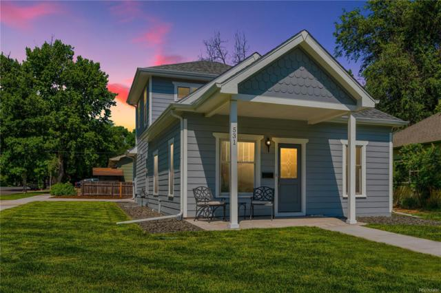 531 Stover Street, Fort Collins, CO 80524 (MLS #3521741) :: Keller Williams Realty