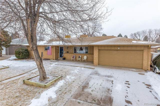 1558 S Gray Street, Lakewood, CO 80232 (#3522465) :: The Heyl Group at Keller Williams