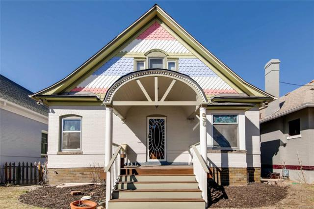 835 S Pennsylvania Street, Denver, CO 80209 (#3522782) :: The Pete Cook Home Group