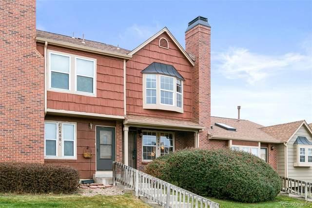 17488 E Rice Circle B, Aurora, CO 80015 (#3522896) :: Kimberly Austin Properties