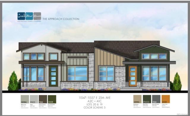 11547 E 25th Avenue, Aurora, CO 80010 (#3522965) :: James Crocker Team