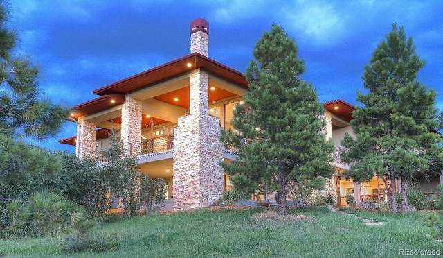 5360 Lambert Ranch Trail, Sedalia, CO 80135 (#3523108) :: The Healey Group