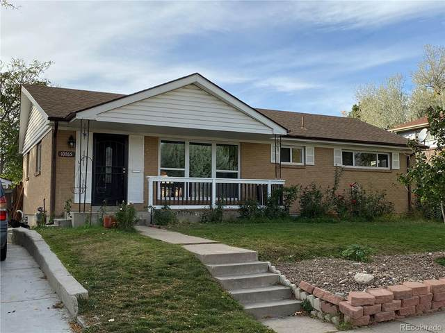 10765 Kalamath Street, Northglenn, CO 80234 (#3523238) :: Peak Properties Group