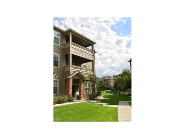 12814 Ironstone Way #302, Parker, CO 80134 (MLS #3523379) :: 8z Real Estate