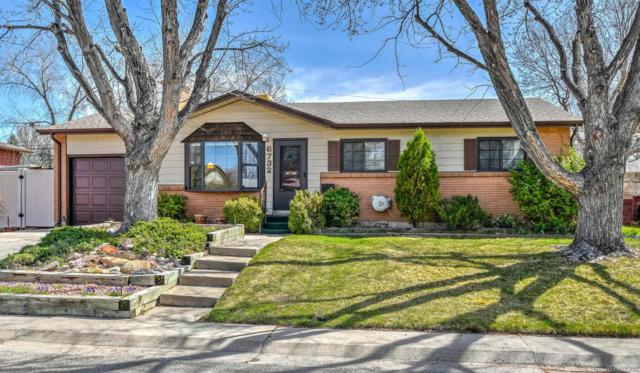 6732 Kipling Street, Arvada, CO 80004 (#3523522) :: The Pete Cook Home Group