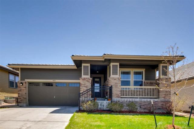 14118 Kenneth Loop, Parker, CO 80134 (#3523561) :: House Hunters Colorado