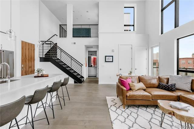 1735 Central Street #509, Denver, CO 80211 (#3523658) :: Bring Home Denver with Keller Williams Downtown Realty LLC
