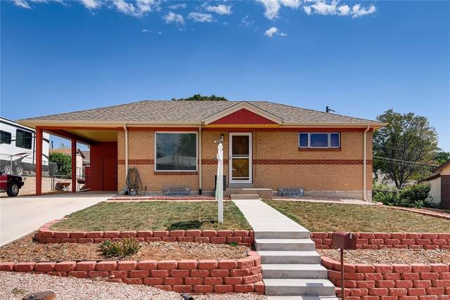 7284 Navajo Street, Denver, CO 80221 (#3523768) :: The Heyl Group at Keller Williams