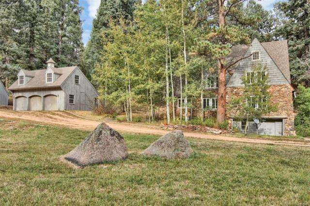 1335 N State Highway 67, Sedalia, CO 80135 (#3523821) :: Colorado Home Realty