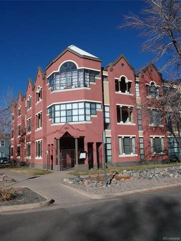 2403 Glenarm Place #106, Denver, CO 80205 (#3523890) :: The Gilbert Group