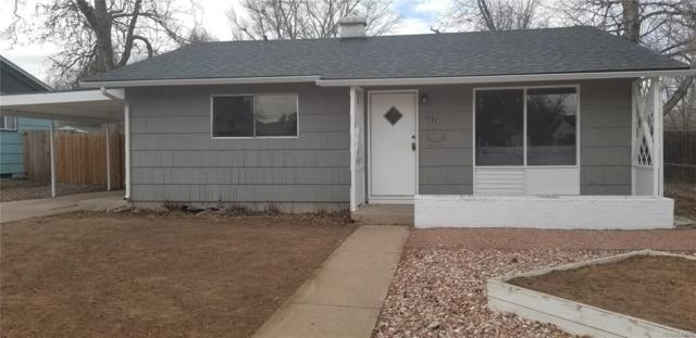 1131 31st Avenue, Greeley, CO 80634 (#3523934) :: The Heyl Group at Keller Williams