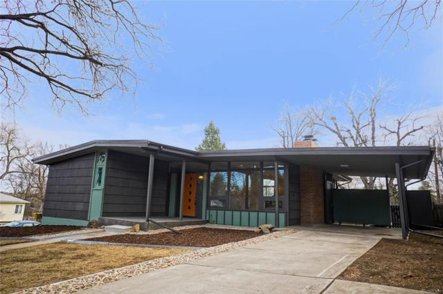 6708 S Gallup Street, Littleton, CO 80120 (#3524112) :: House Hunters Colorado