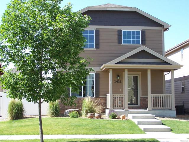 1411 Mount Meeker Avenue, Berthoud, CO 80513 (#3524620) :: Structure CO Group