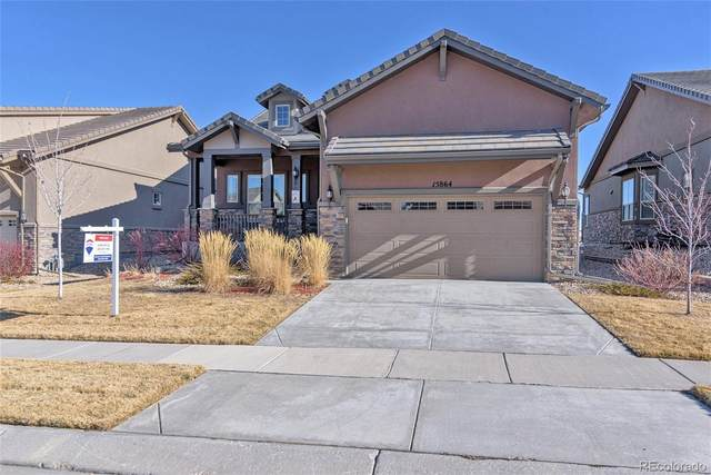 15864 Wild Horse Drive, Broomfield, CO 80023 (#3524938) :: iHomes Colorado