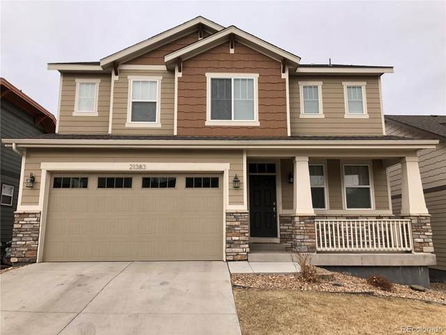21383 E Smoky Hill Road, Centennial, CO 80015 (#3525002) :: iHomes Colorado