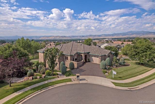 12996 W 81st Place, Arvada, CO 80005 (#3525078) :: The Peak Properties Group