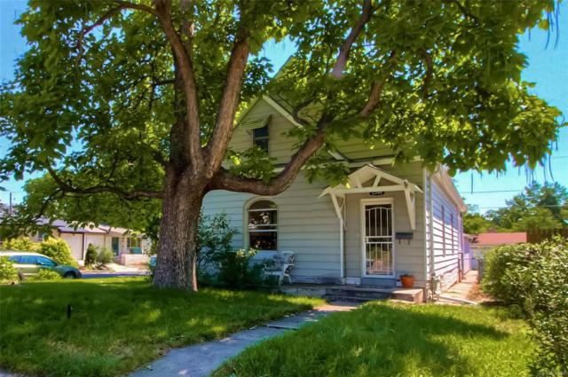 3344 Meade Street, Denver, CO 80211 (#3525538) :: Bring Home Denver