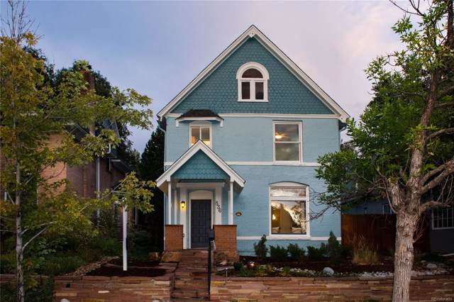 536 Clarkson Street, Denver, CO 80218 (MLS #3526060) :: 8z Real Estate