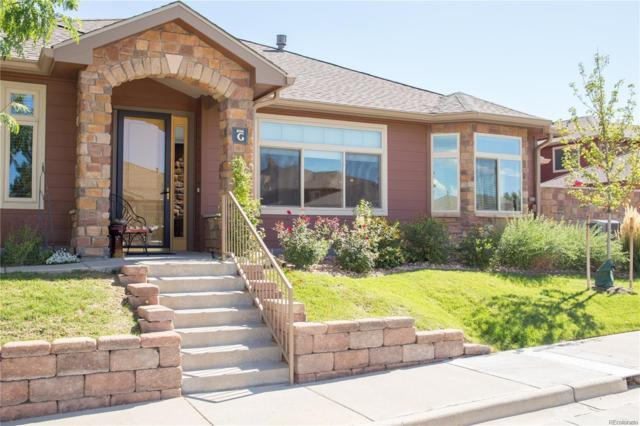 8566 Gold Peak Drive G, Highlands Ranch, CO 80130 (#3526122) :: The Heyl Group at Keller Williams