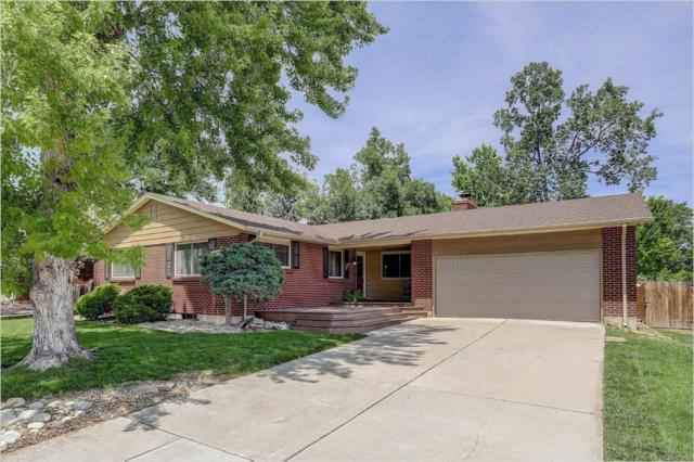 6243 W Maplewood Drive, Littleton, CO 80123 (MLS #3526137) :: Bliss Realty Group