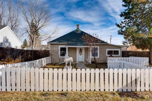 722 S Pine Street, Elizabeth, CO 80107 (#3526469) :: Compass Colorado Realty