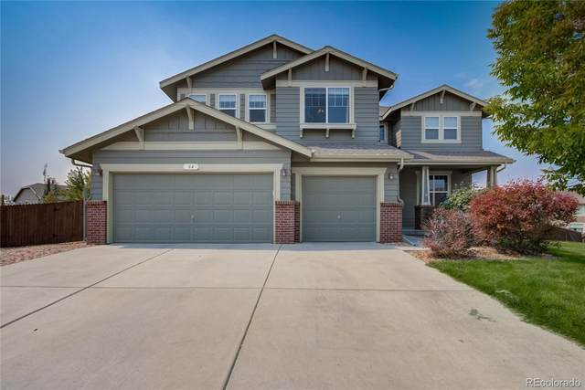 64 White Wing Court, Johnstown, CO 80534 (MLS #3526512) :: Kittle Real Estate
