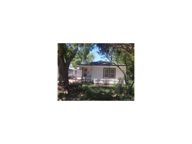 2372 E Boulder Street, Colorado Springs, CO 80909 (MLS #3526537) :: 8z Real Estate
