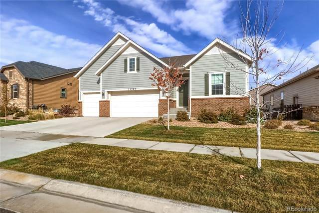 23383 E Bailey Place, Aurora, CO 80016 (#3526780) :: HomeSmart
