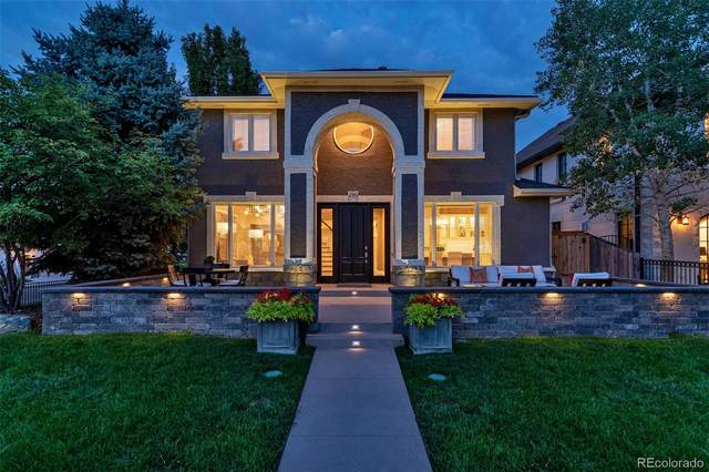 290 Glencoe Street, Denver, CO 80220 (#3526914) :: Bring Home Denver with Keller Williams Downtown Realty LLC