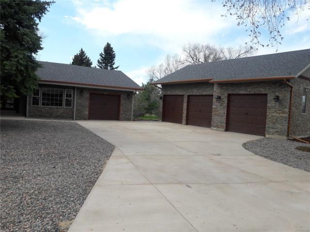6659 S Blackhawk Street, Centennial, CO 80111 (#3526930) :: The Peak Properties Group